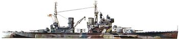 World War 2 Equipment - British King George V Battleship